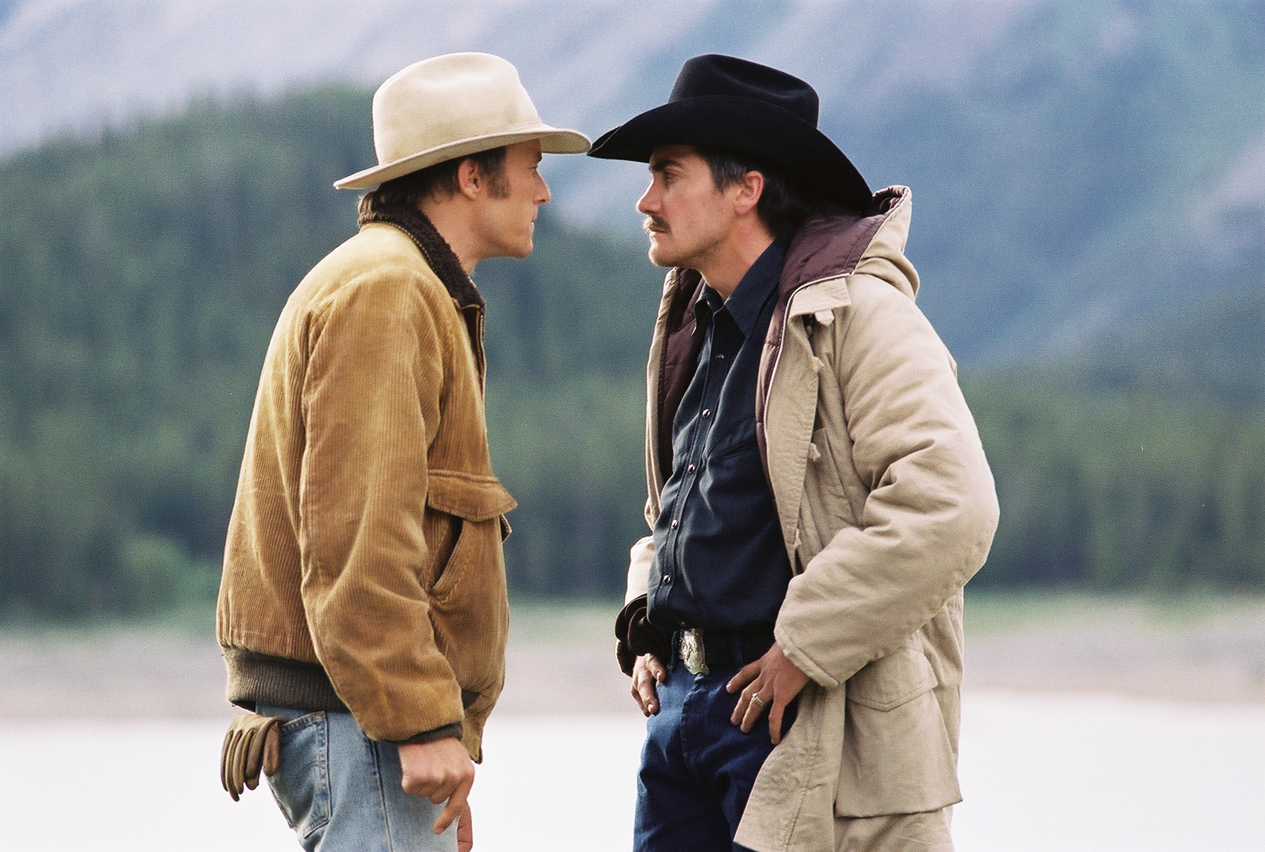 brokeback mountain The quiet, revolutionary charge of ang lee's brokeback mountain, 10 years old  this year, could be felt not only in the way it was embraced by.