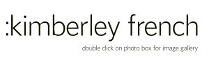 kimberley french photographer